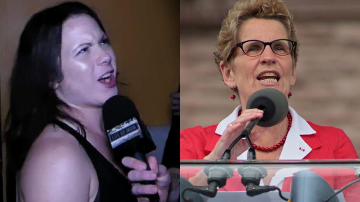 Watch Millennials In Ontario Share Their Shockingly Mean Opinions About Premier Kathleen Wynne (VIDEO)