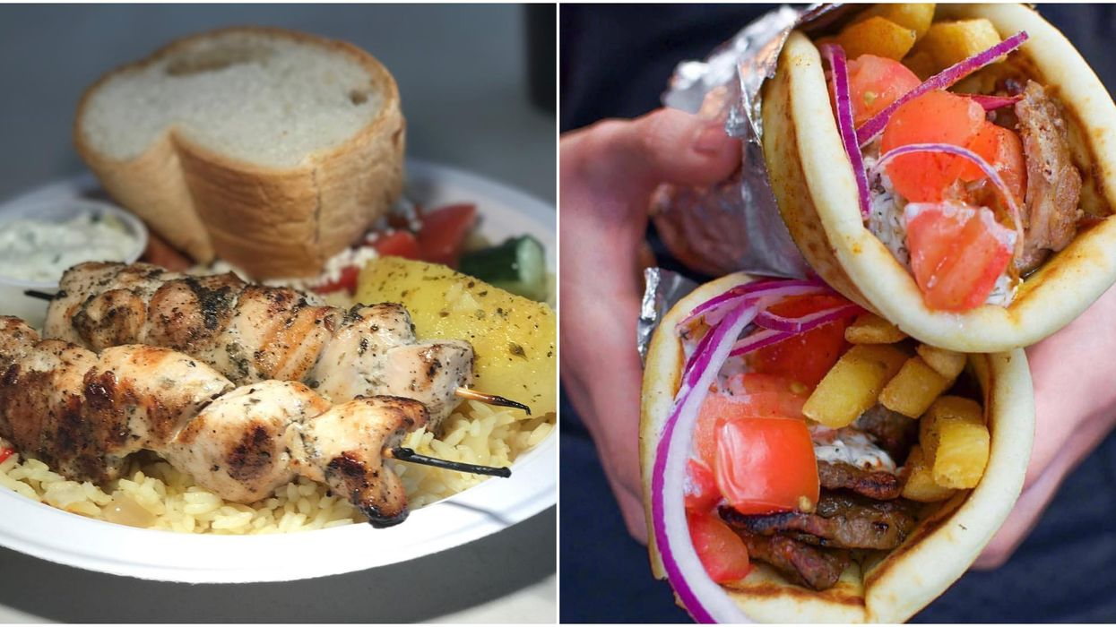 There Is A Huge Greek Food Festival Coming To Vancouver This Weekend
