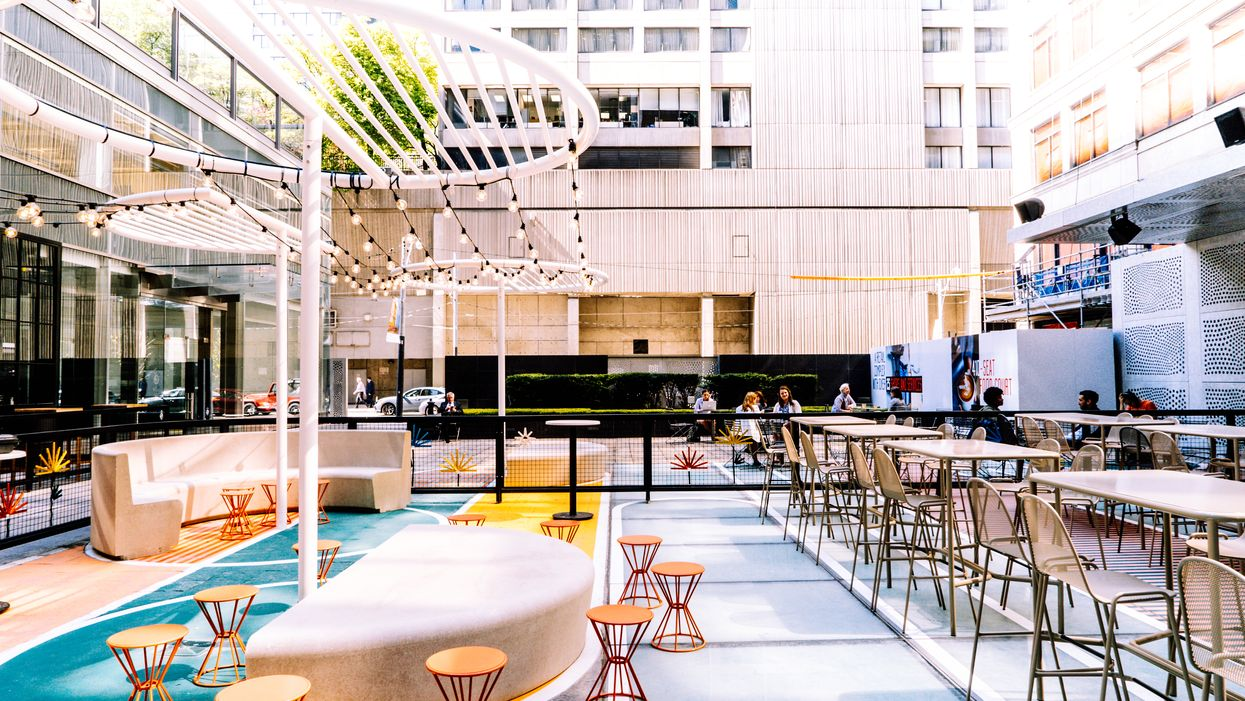This Brand New Patio In Toronto Is The Ultimate Summer Hangout Spot