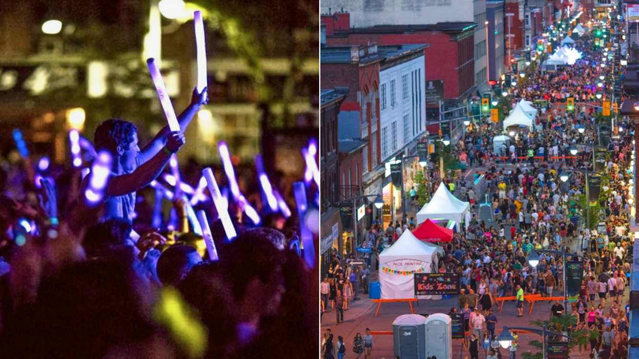 You Can't Miss This Free Festival In Ottawa That Shuts Down 10 City Blocks