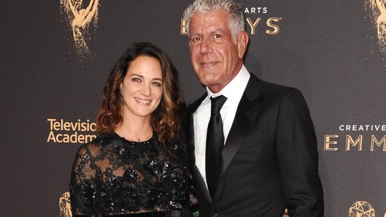 Anthony Bourdain And His Girlfriend Were Suddenly Having Problems Days Before His Death