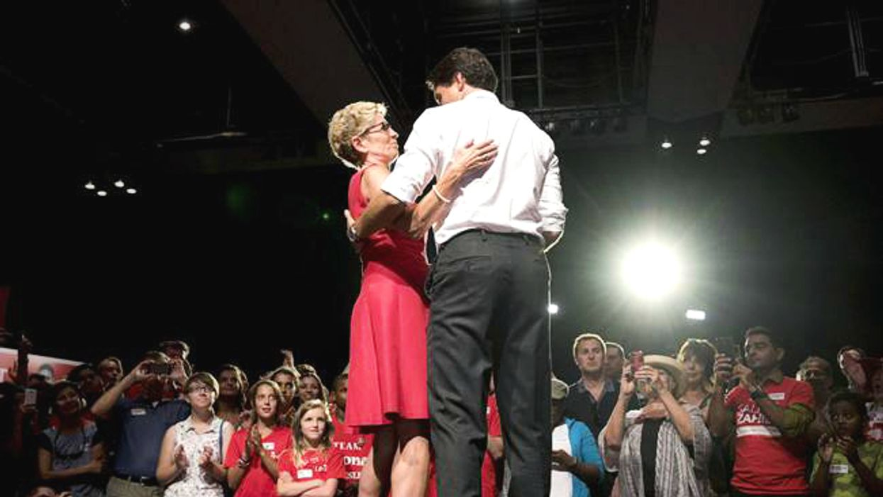 The Liberal Party Has Lost Official Party Status