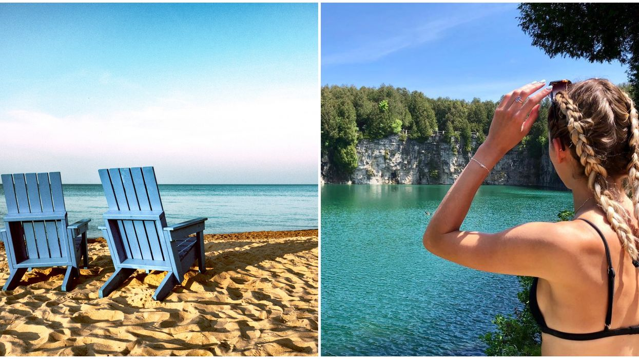 12 Spontaneous Day Trips That Are Less Than 2 Hours Away From Toronto