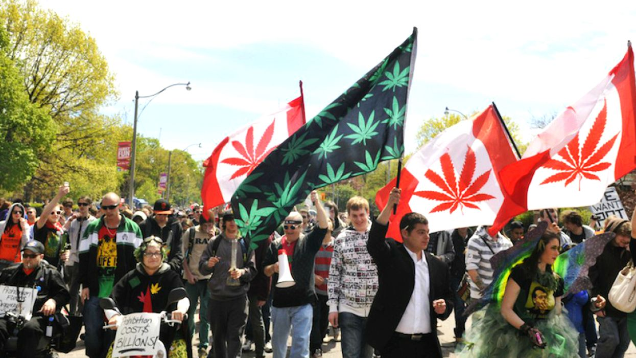 Senate Passes Bill To Legalize Recreational Marijuana