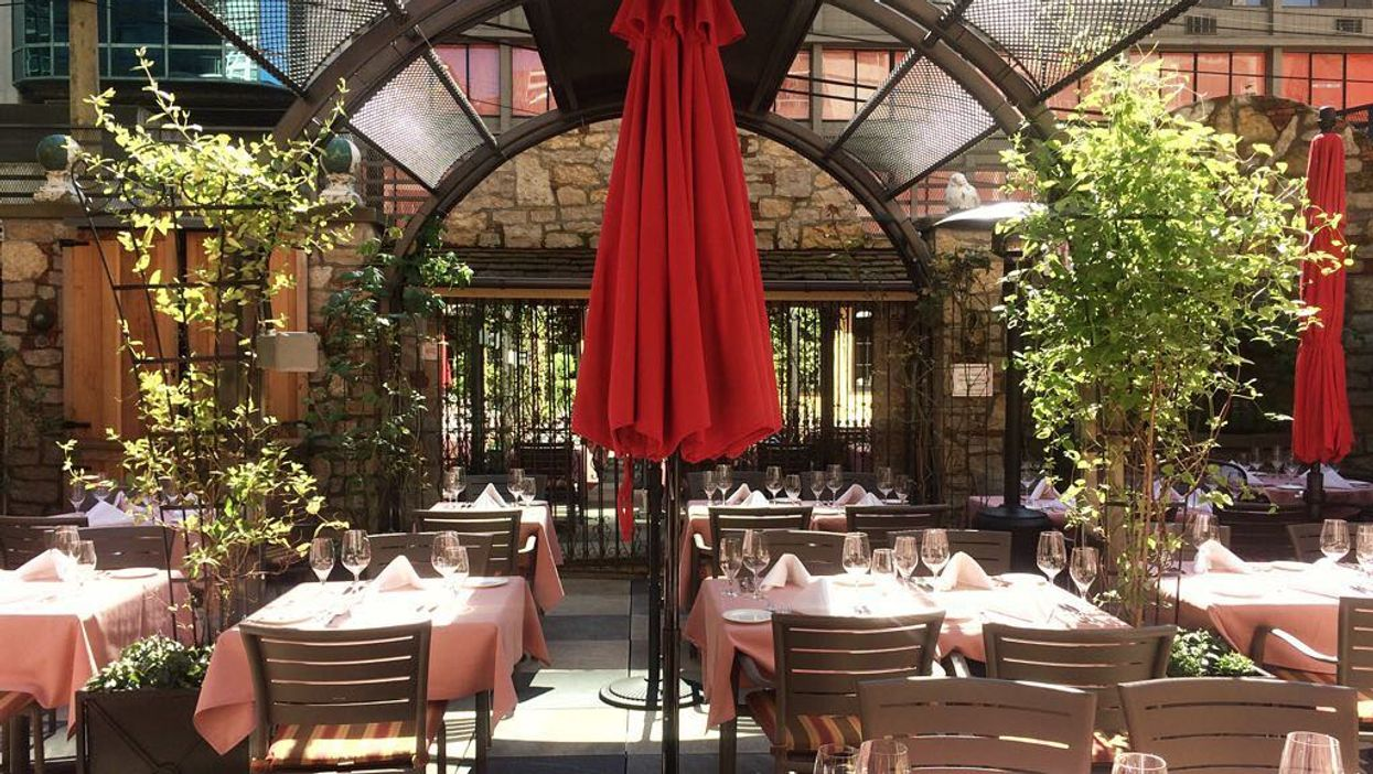 This Stunning Vancouver Patio Will Transport You To Italy