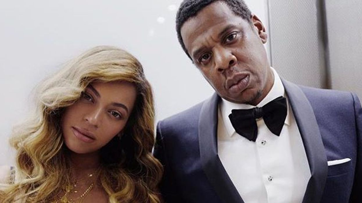 Beyonce And Jay Z Did A Naked Photoshoot And The Photos Are Steamy AF
