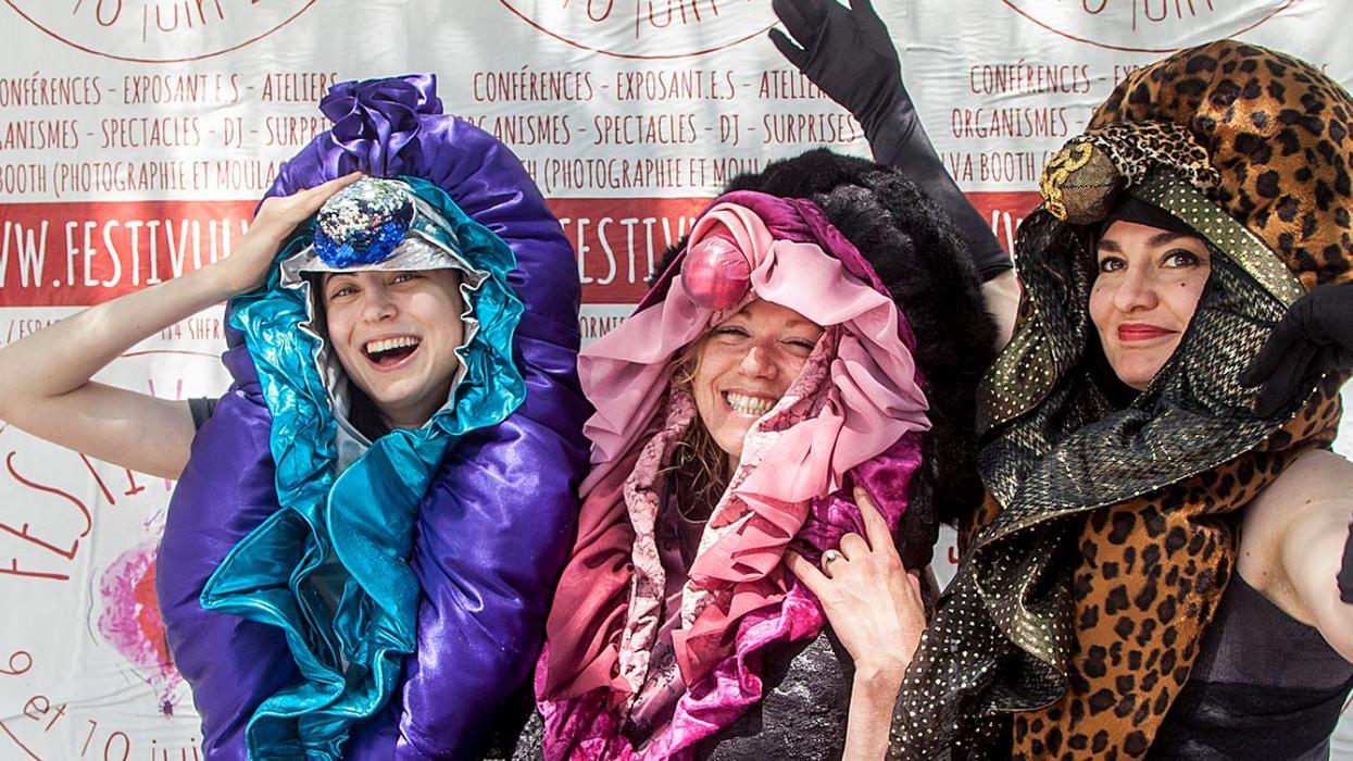 Tout ce que tu veux voir du premier « festivulve » à Montréal