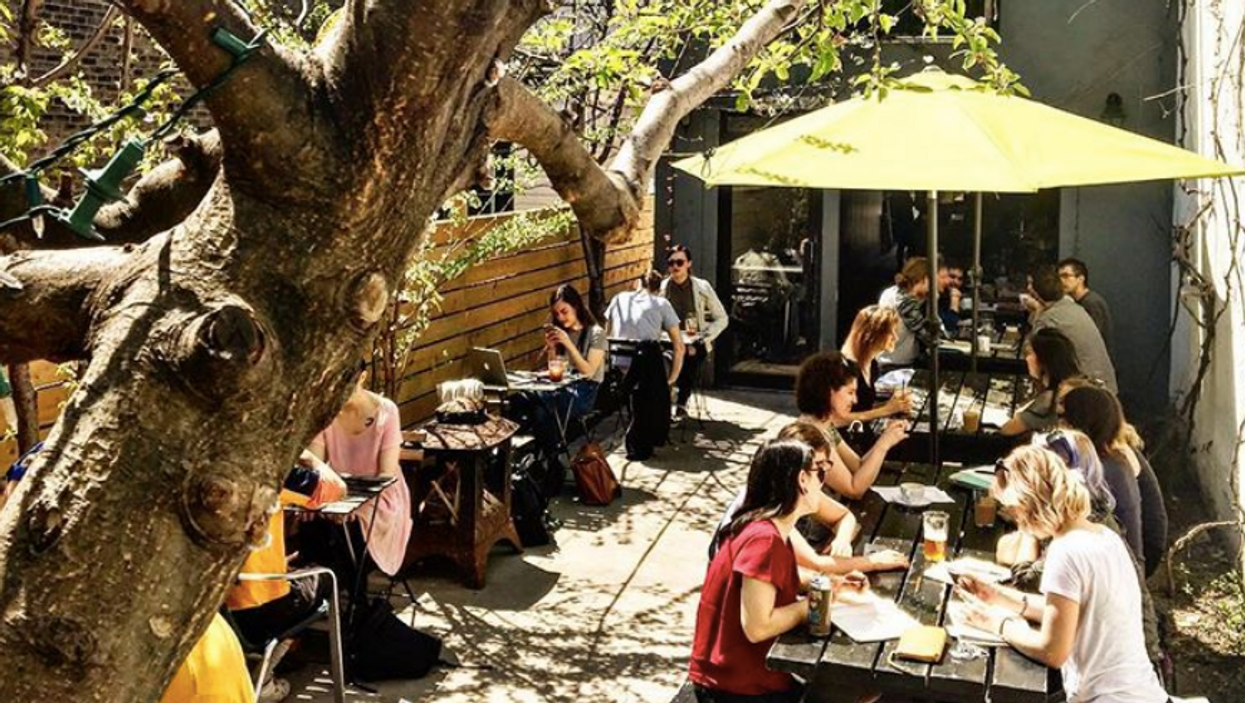 These Are The 10 Best Patios In Toronto For When You Don't Want To Wait Hours For A Table