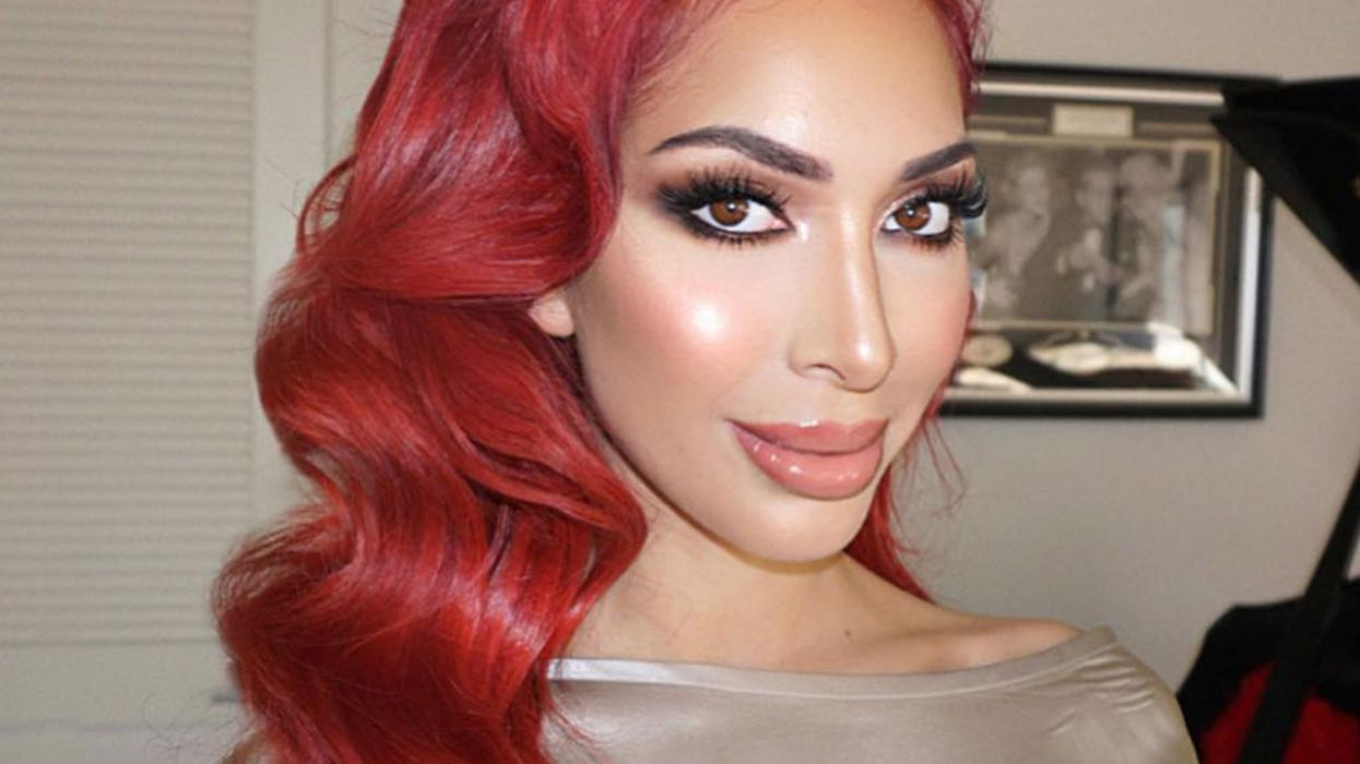 Teen Mom's Farrah Abraham Just Got Arrested For Attacking Someone And The Details Are Crazy