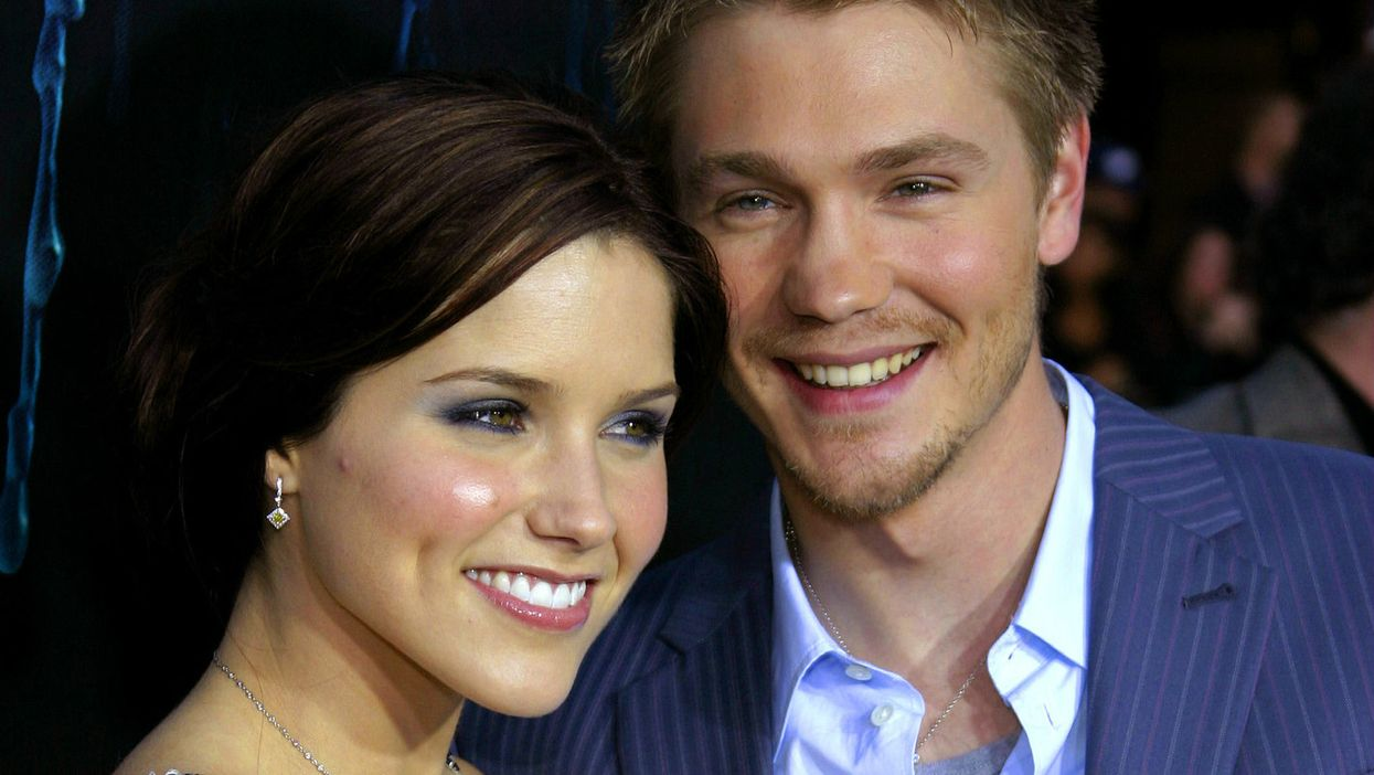 Chad Michael Murray Just Clapped Back At Sophia Bush After She Said She Never Wanted To Marry Him