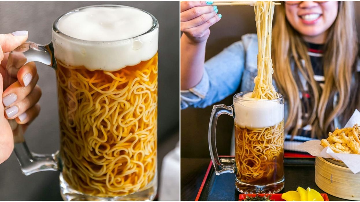 Beer Ramen Exists In Canada And It Needs To Be On Your Bucket List