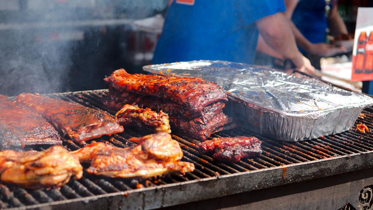 Edmonton Is Hosting A Huge BBQ Festival This Weekend