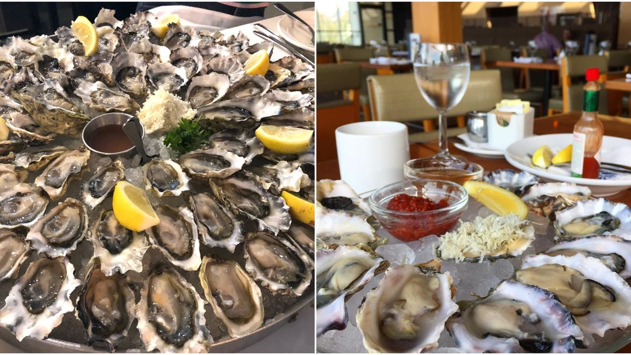10 Places You Can Get $1 Oysters This Summer In Vancouver