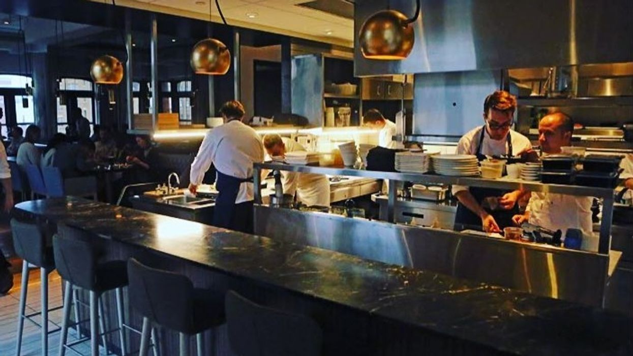 This Toronto Restaurant Was Named One Of The Top 100 In The World