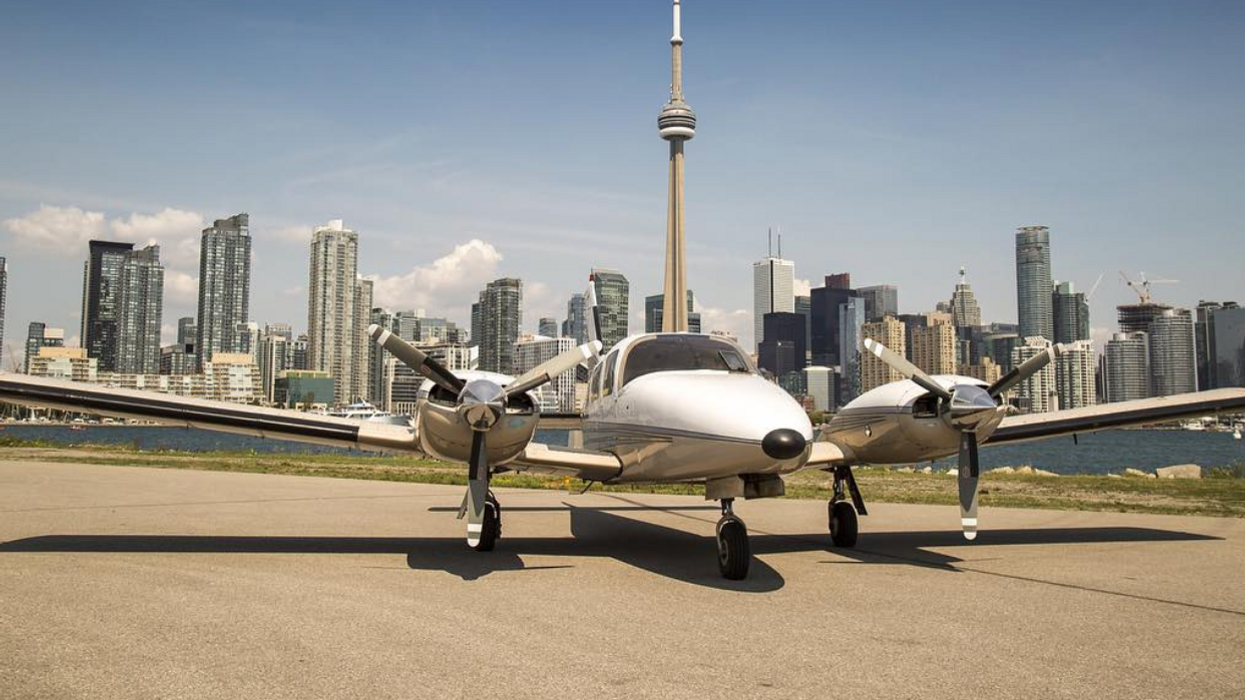 You Can Take An Air Taxi From Toronto To Muskoka Starting Today And It's Actually Affordable