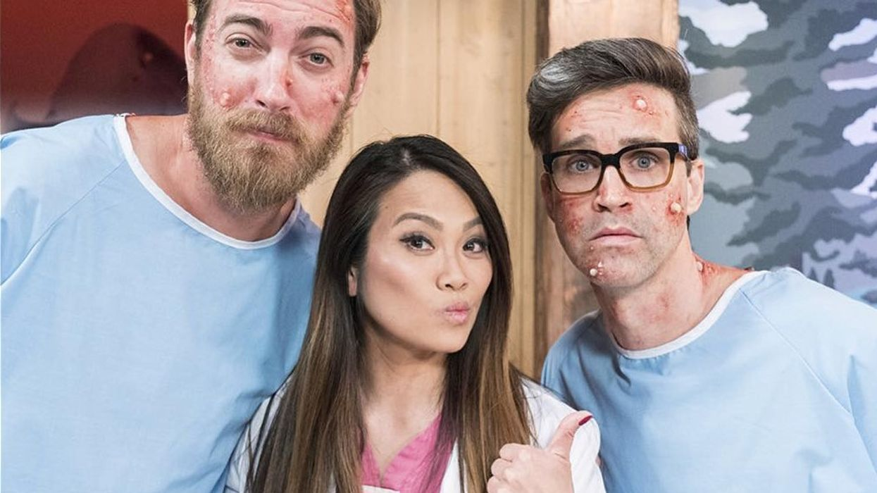 Popular YouTuber Dr. Pimple Popper Is Getting Her Own TV Show And We're Disgusted And Intrigued