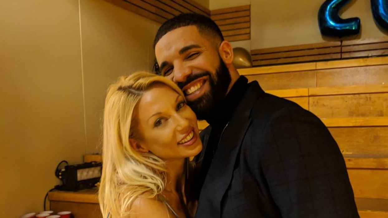 The Degrassi Casts Behind The Scenes Photos From Drake's 'I'm Upset' Music Video Will Make You So Nostalgic