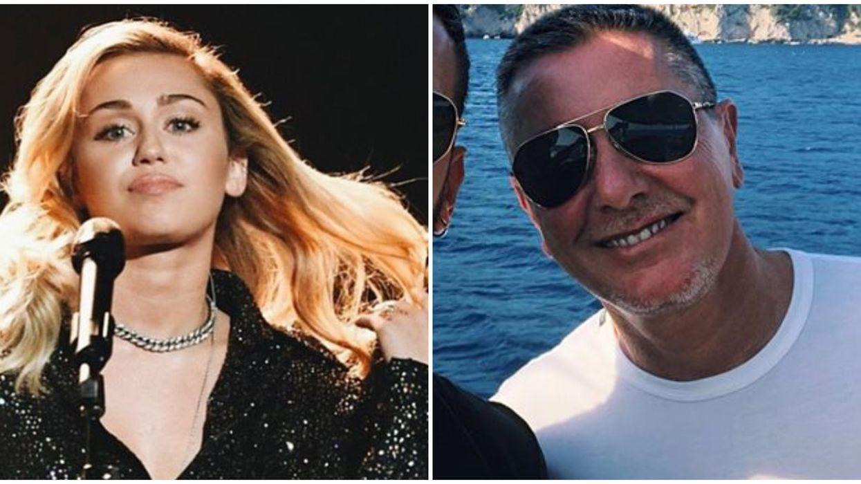Miley Cyrus Rips Apart Stefano Gabbana For Calling Selena Gomez Ugly