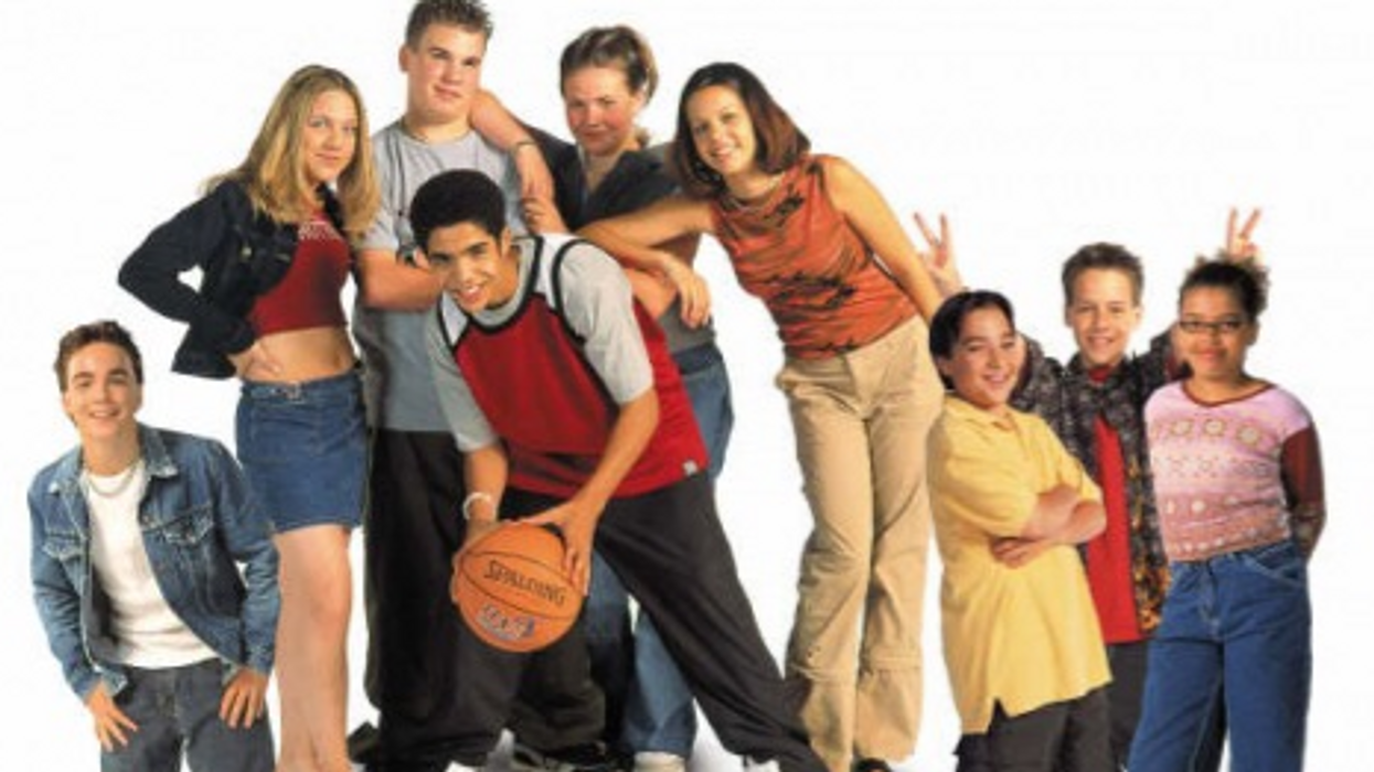 This Former Degrassi Star Says He Was Left Out Of Drake's Reunion Music Video