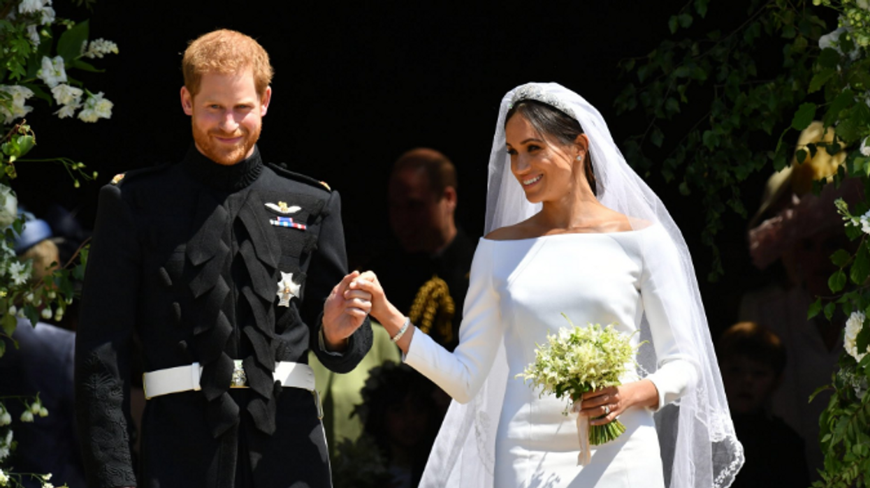 Here's How You Can Buy Meghan Markle's Royal Wedding Reception Dress