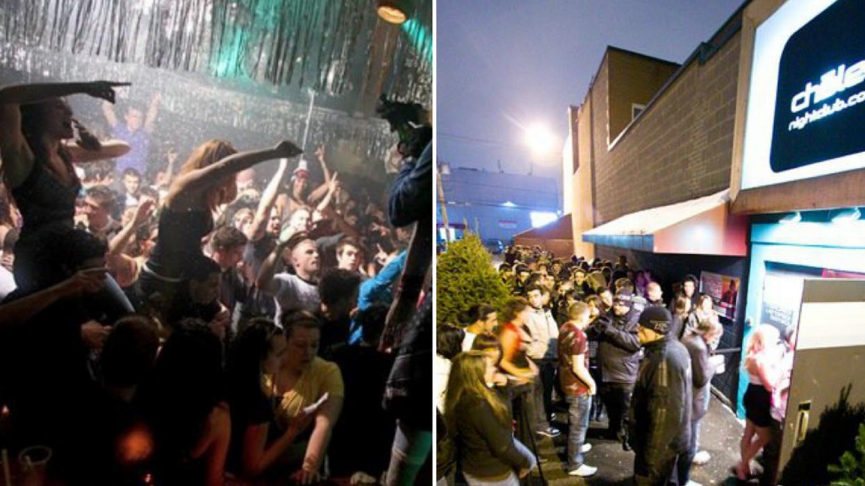 18 souvenirs du Chalet Nightclub de Laval
