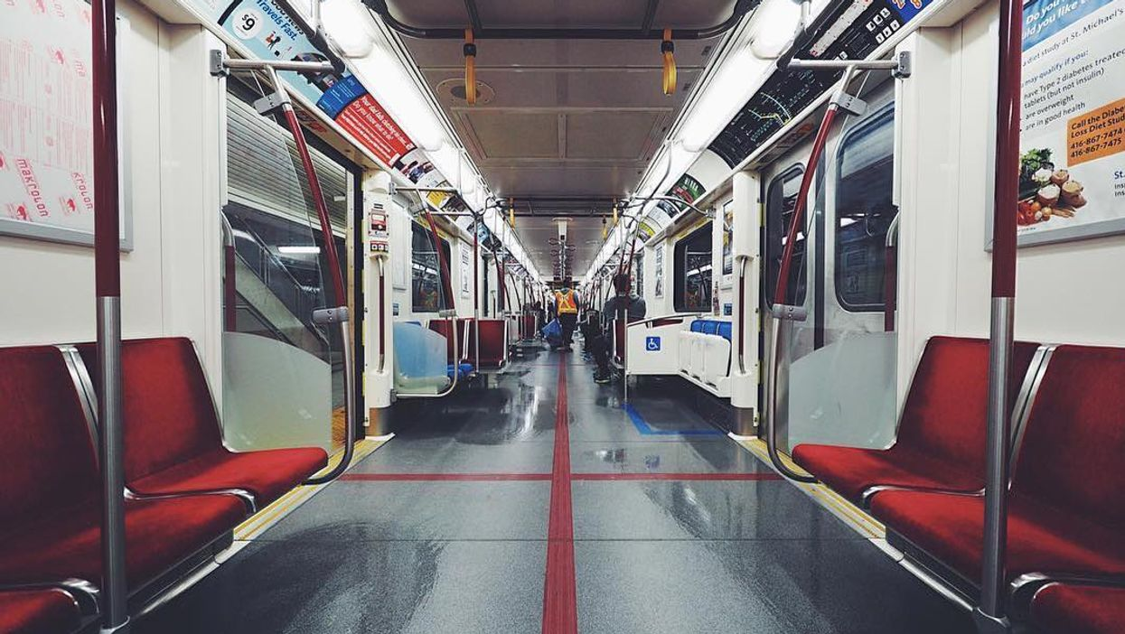 This Map Shows What The TTC Would Look Like If Every Subway Restaurant Was A Subway Stop
