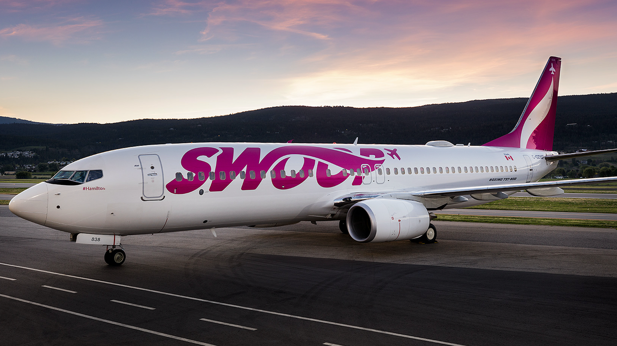 Here's The Biggest Problem With WestJet's New Budget Airline Swoop