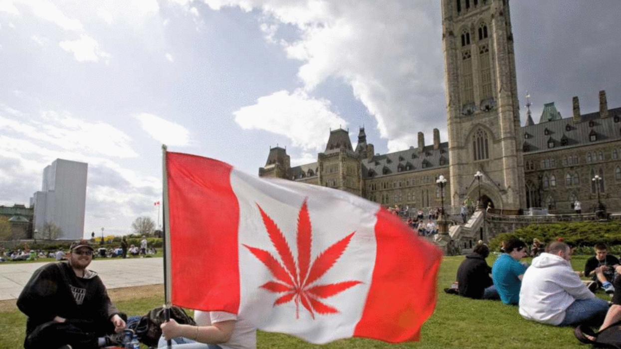 Canadians Are Reacting To The Marijuana Legalization News And Are Losing Their Minds