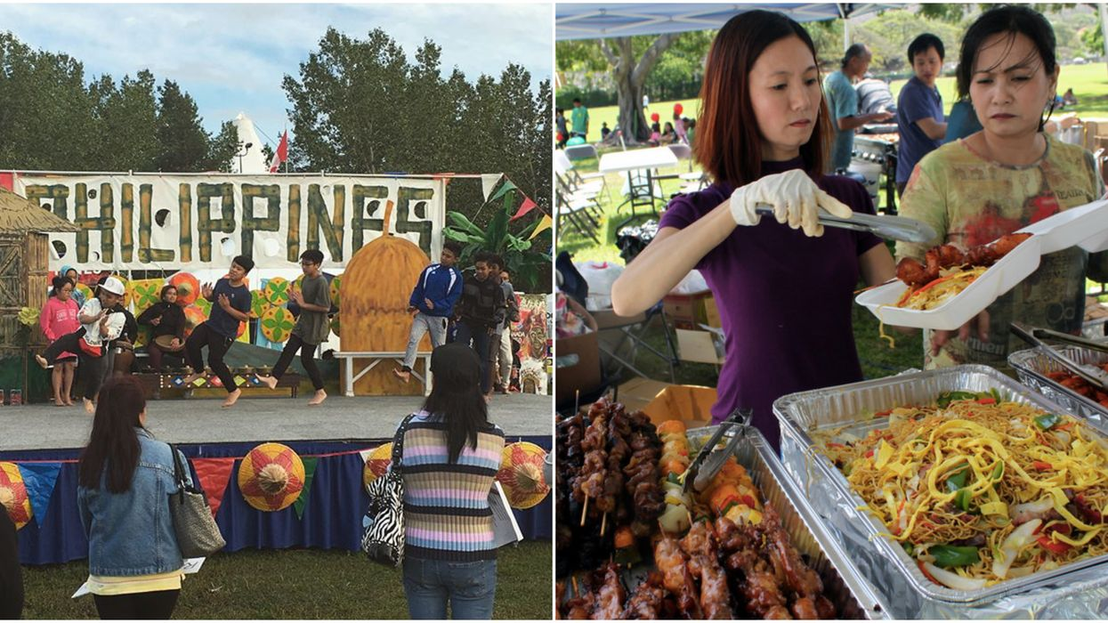 There's A Massive Filipino Festival Happening In Edmonton This Weekend