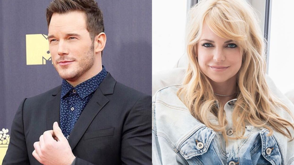 Chris Pratt Has Been Spotted Dating Someone New After Admitting That He's Still Not Over Anna Faris