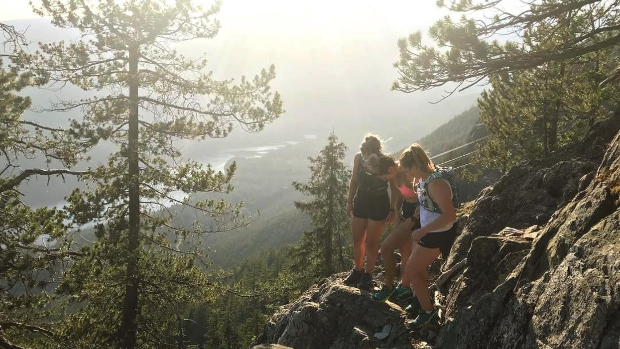 Vancouver's Grouse Grind Is Opening For The Summer Today