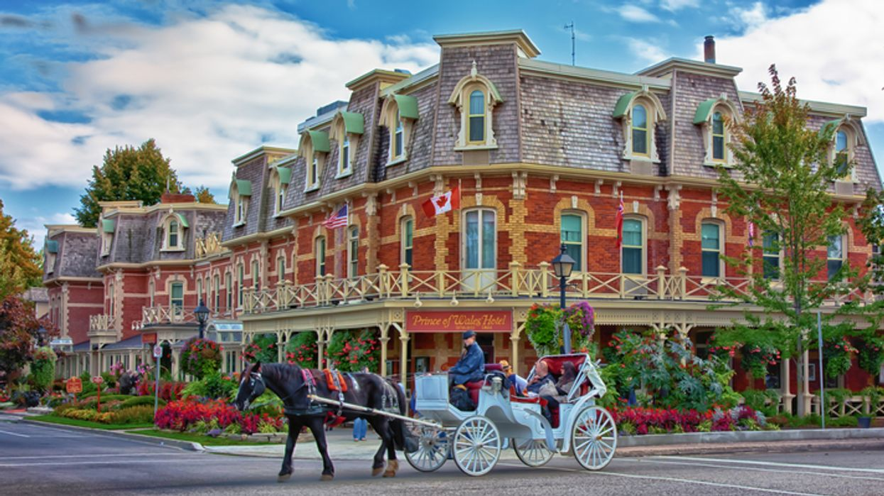 This Small Town In Ontario Was Named The Friendliest Place In Canada