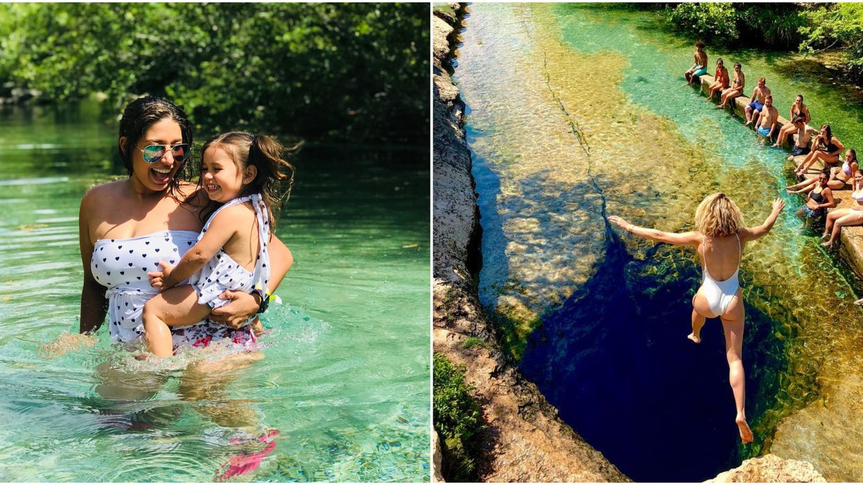 30 Spontaneous Day Trips That Are Less Than 3 Hours Away From Austin