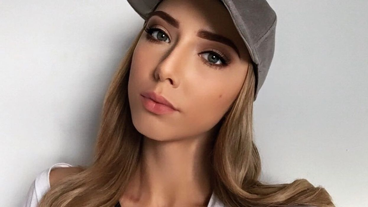 Eminem's Daughter Just Posted A New Instagram Photo In A Mesh Top And Mini Skirt And The World Is Freaking Out