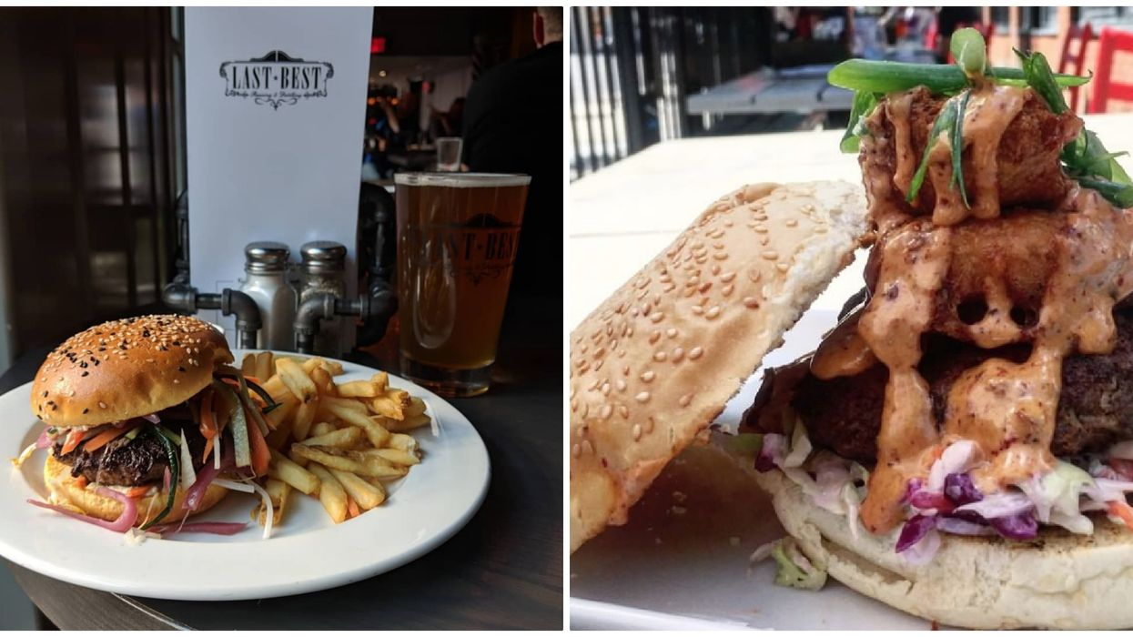Calgary's Annual Burger Battle Is Happening Right Now And Here's All The Places You Need To Try