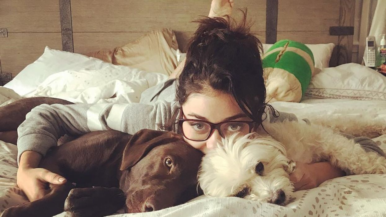 Sarah Hyland Reveals She Is In The Hospital With A Shocking Instagram Photo Of Her Face