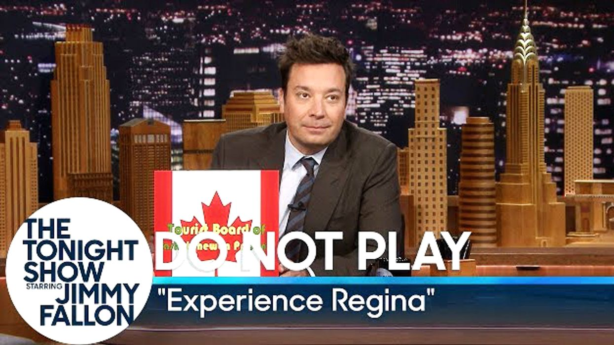 Jimmy Fallon Plays Canadian Song 'Experience Regina' On Air, Makes Sexual Innuendos