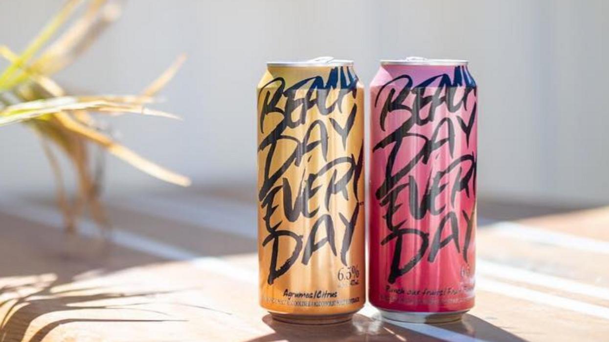 Les nouvelles boissons alcoolisées « Beach Day Every Day » seront disponibles à 6 000 endroits au Québec