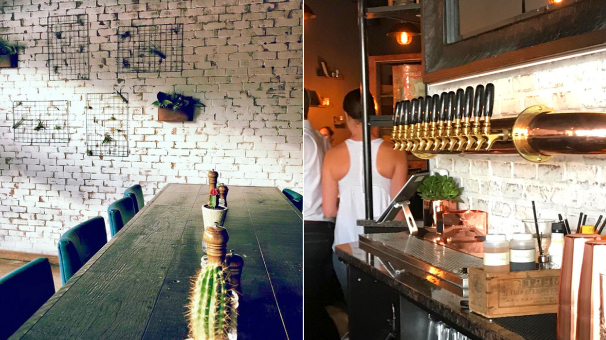 This All-New Boujee Bar In Ottawa Will Be Your New Weekend Hangout Spot