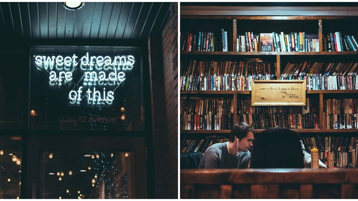 This Cozy Cafe In Edmonton Is The Perfect Hangout Spot