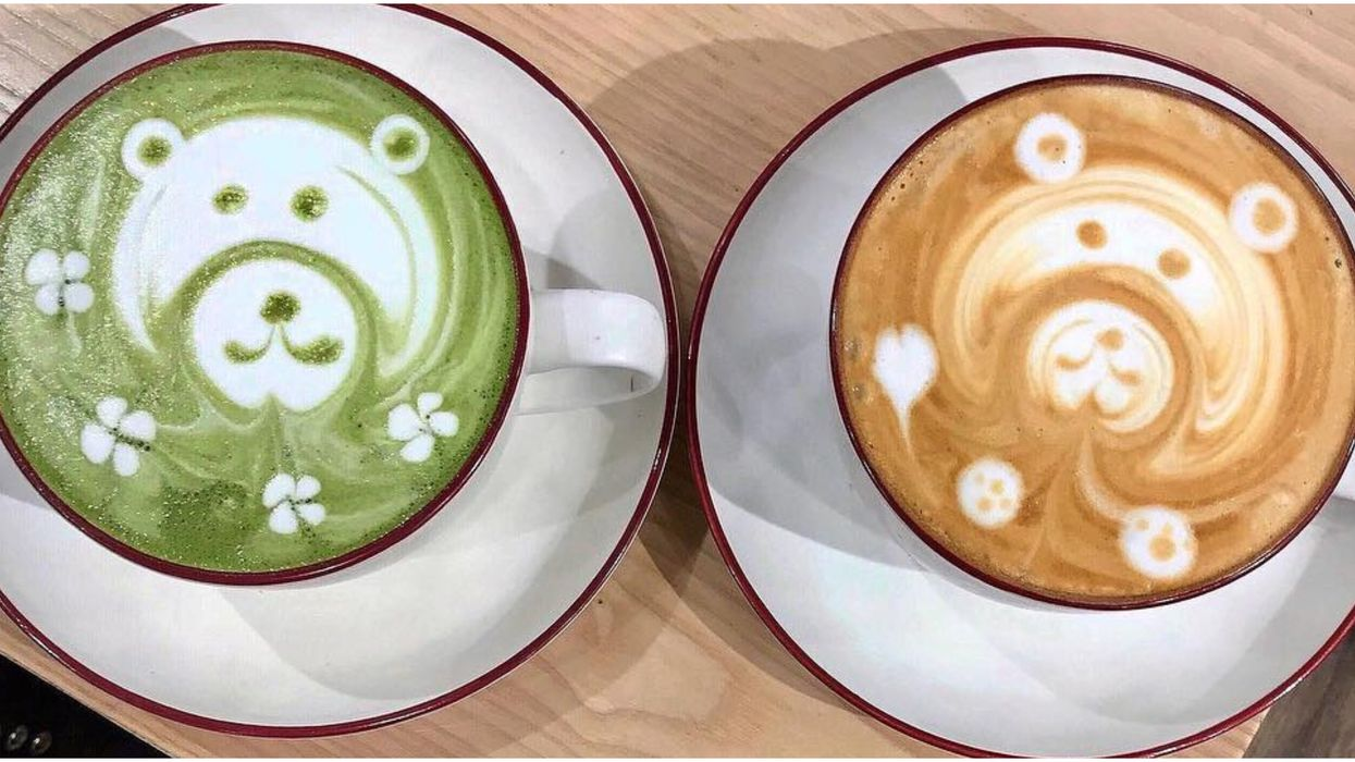 This Cafe In Vancouver Has The Most Perfect Latte Art You Will Ever See