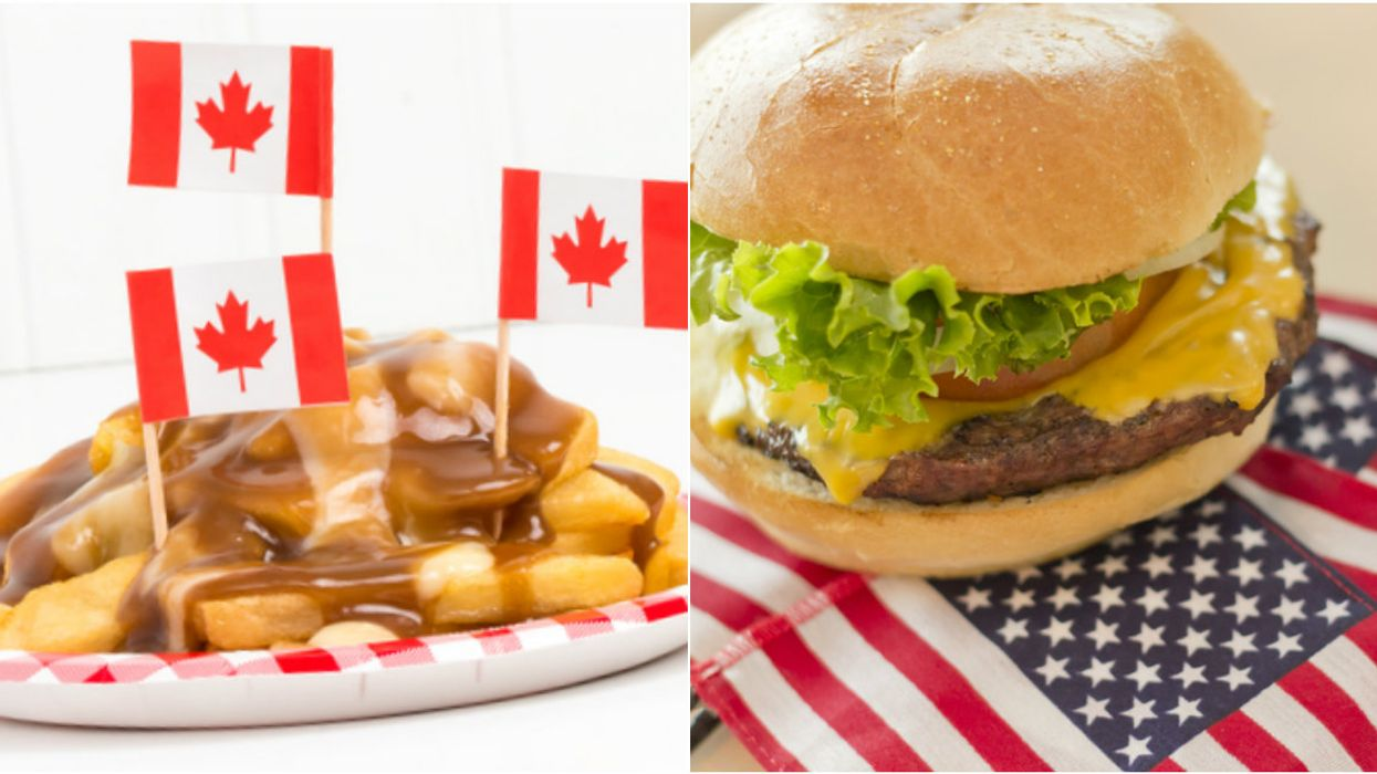 People Are Debating If Canadian Or American Food Is Better And The Internet Is Divided - Narcity