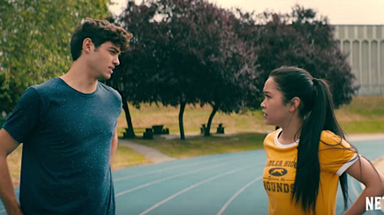 This New Netflix Movie Is The Perfect High School Romantic Comedy And You Need To Watch It Right Now