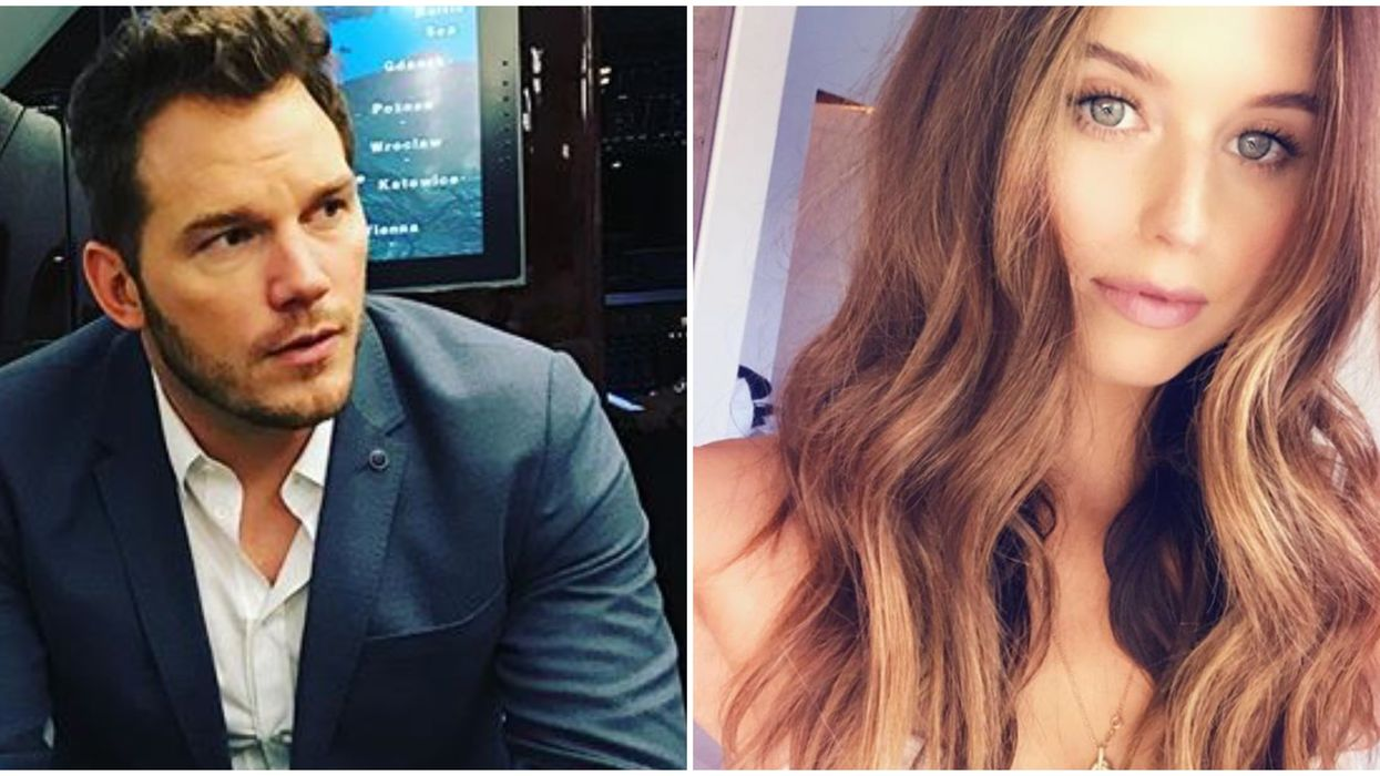 Chris Pratt And Katherine Schwarzenegger Were Set Up By Her Mom And It's Kinda Adorable