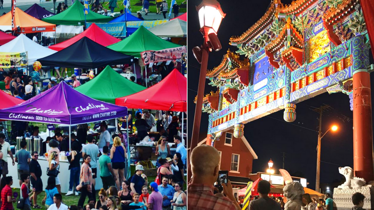 A Massive Asian Night Market Is Coming To Ottawa This Summer