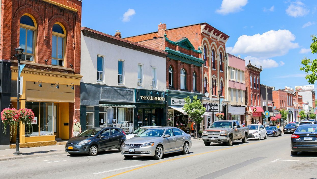 10 Small Towns You Have To Visit In Ontario When You Want To Get Away From The Big City