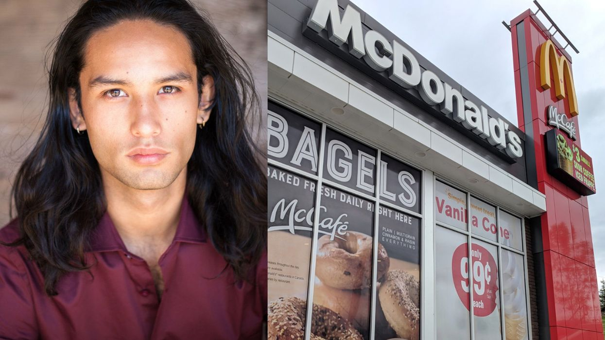 An Alberta Man Was Kicked Out Of A McDonald's After Being Verbally Attacked With Racist Remarks And The Details Are Sickening