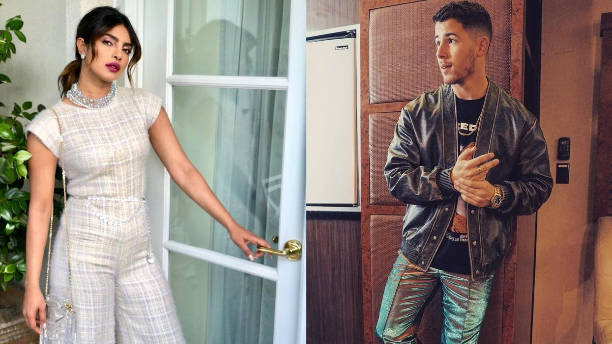 Nick Jonas And Priyanka Chopra Have Been Spotting Wearing Matching Rings And Here's What You Need To Know