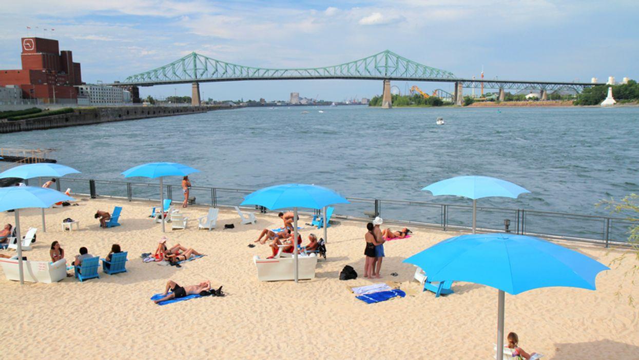 Montréal sera frappée par une canicule de 48 degrés Celsius en fin de semaine