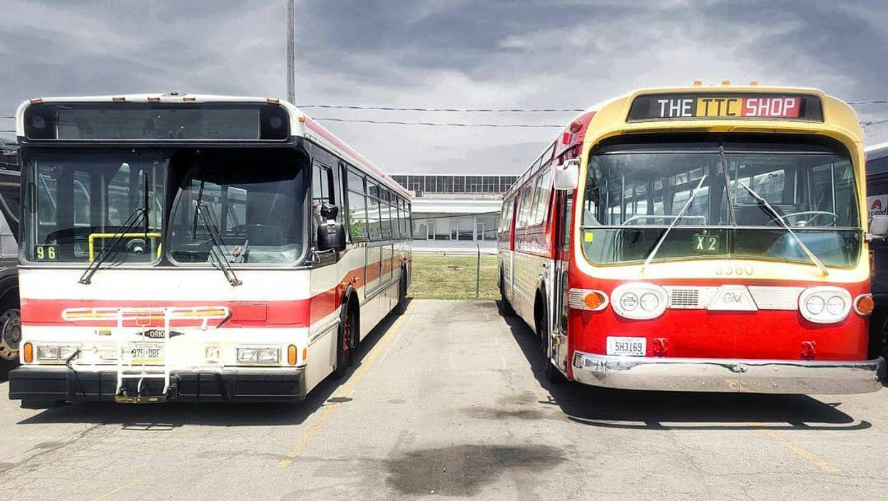A TTC Pop Up Shop Will Be Rolling Through Toronto Tomorrow